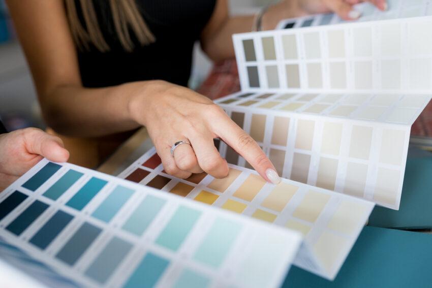 Comment choisir et associer les couleurs de peinture ?